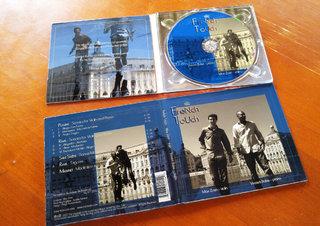 Jaquette de CD
