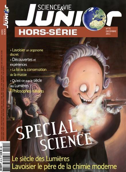Science et vie junior (hors série)