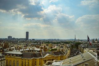 Paris l'été...