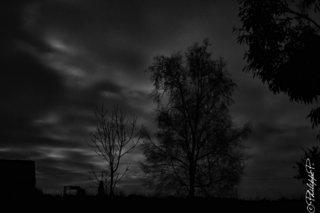 Obscurité inquiétante