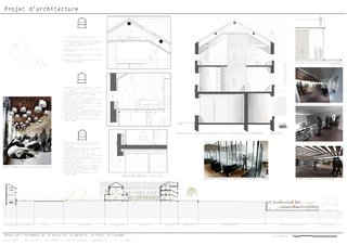 PFE Patrimoine - Projet de reconversion du couvent de la Visitation - Programme