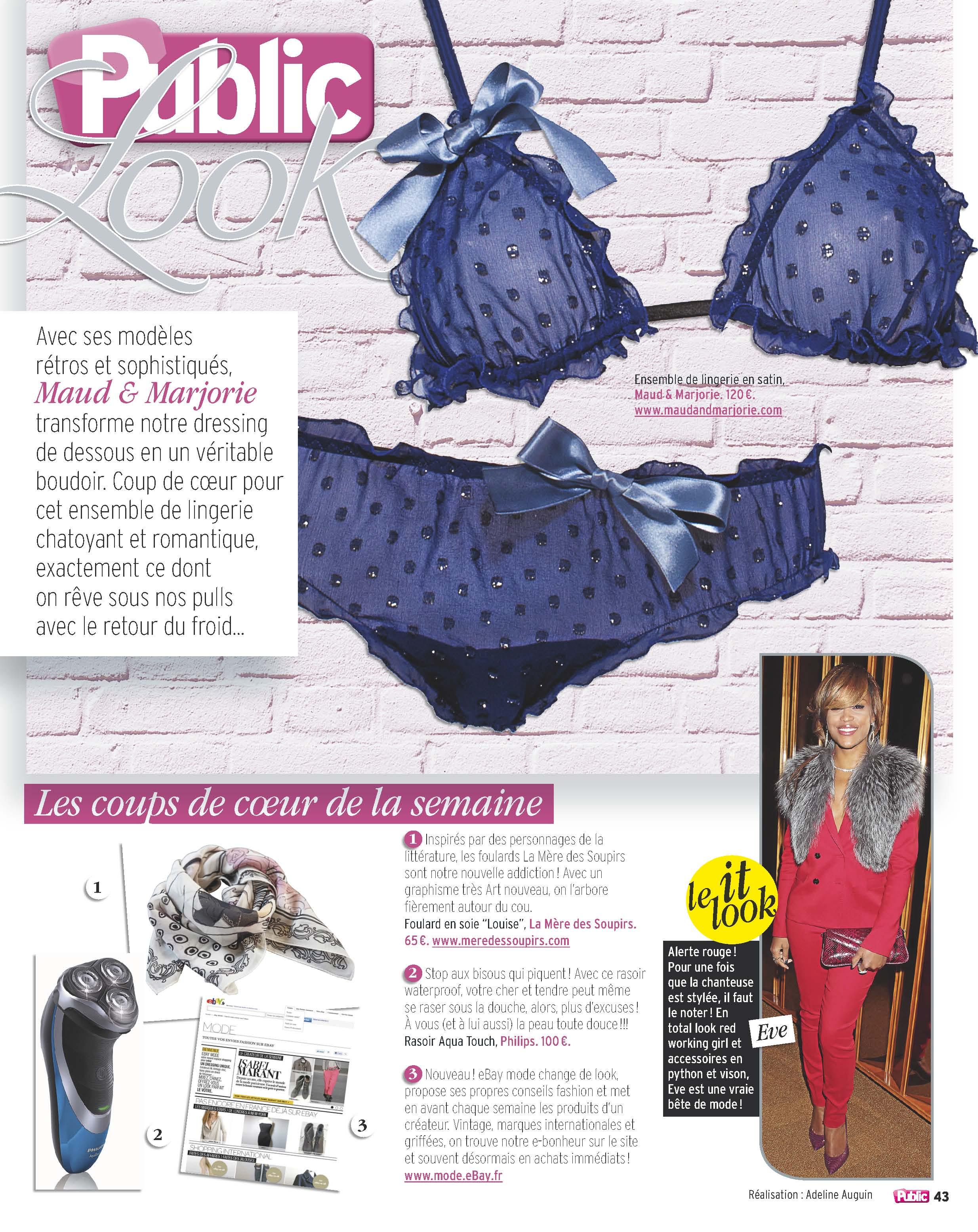 Magazine Public nov. 2011