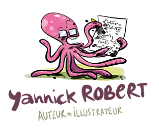 BOOK ILLUSTRATION DE YANNICK ROBERT Portfolio :CARNETS
