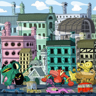 Monstre City