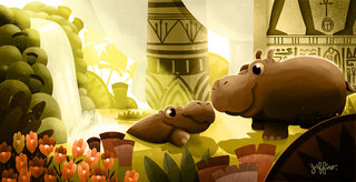 Hippo Egypte
