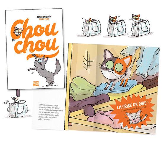 Chouchou, album