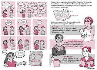 Femmes dans les Sciences (1/2)