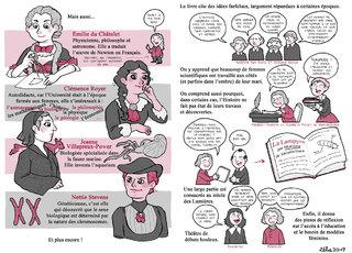 Femmes dans les Sciences (2/2)