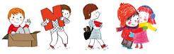 Illustration jeunesse Portfolio