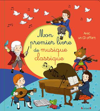 grand livre de musique classique